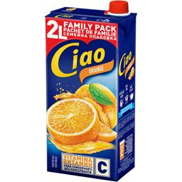 Bautura racoritoare necarbogazoasa cu suc de portocale 2L