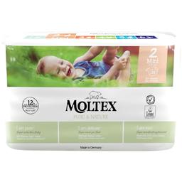 Scutece eco pentru bebelusi Nr.2, 38 bucati, 3-6 kg