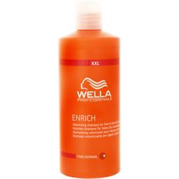 Wella Professionals Sampon pentru par fin si normal 500ml