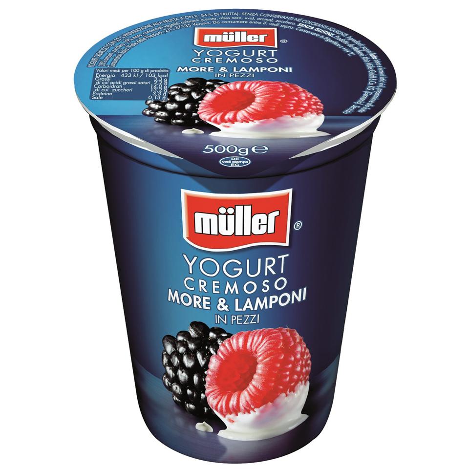 Muller-Pezzi di frutta