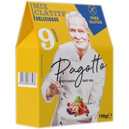 Mix pentru clatite fara gluten 190g