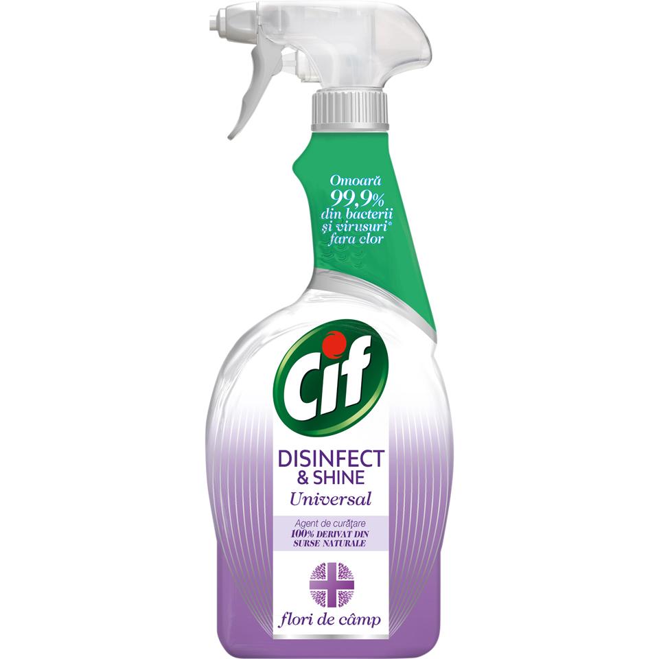 Cif-Desinfect&Shine