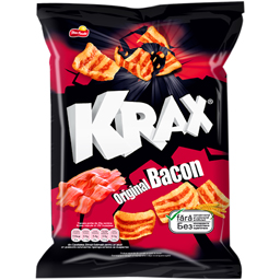 Snacks Original cu aroma de bacon 67g