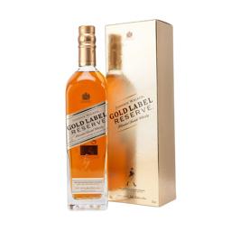 Whisky Gold Label Reserve 0.7l