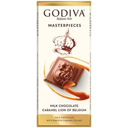 Ciocolata cu lapte si caramel 86g