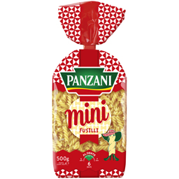 Paste fainoase mini fusilli 500g