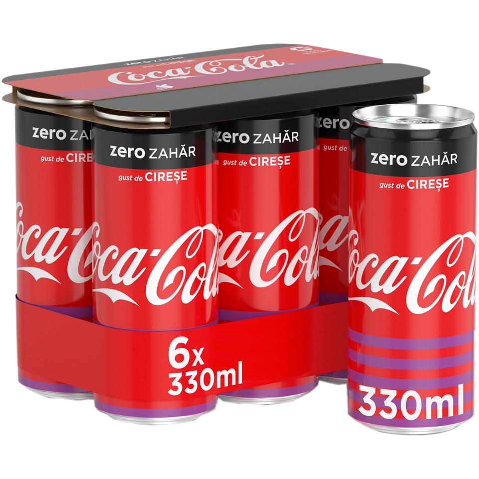 Coca-Cola Zero Zahar