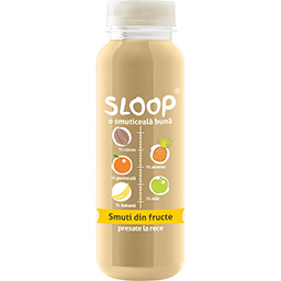 Smoothie cu cocos si ananas 250ml