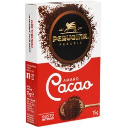 Cacao pudra amaro 75g