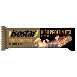 Baton proteic crocant cu ciocolata si caramel 55g