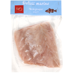 File de Grouper  500g