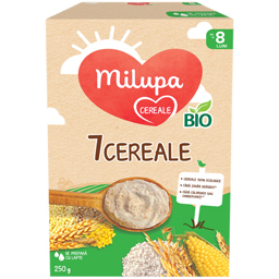 7 Cereale Bio, de la 8 luni 250g