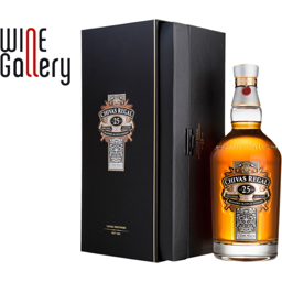 Whisky 25 years old 0.7l