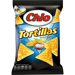 Tortilla Chips Original cu sare 75g