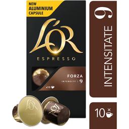 Cafea Espresso Forza 9, 10 capsule