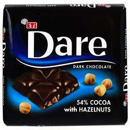 Ciocolata neagra cu alune 70g