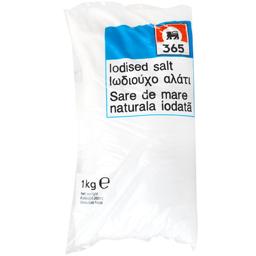 Sare de mare naturala iodata 1kg