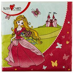 Servetele tematice princess 33x33 20buc
