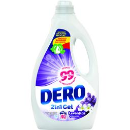 Detergent lichid 40 spalari cu parfum de Levantica si iasomie 2l
