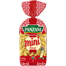 Paste fainoase Mini penne 500g