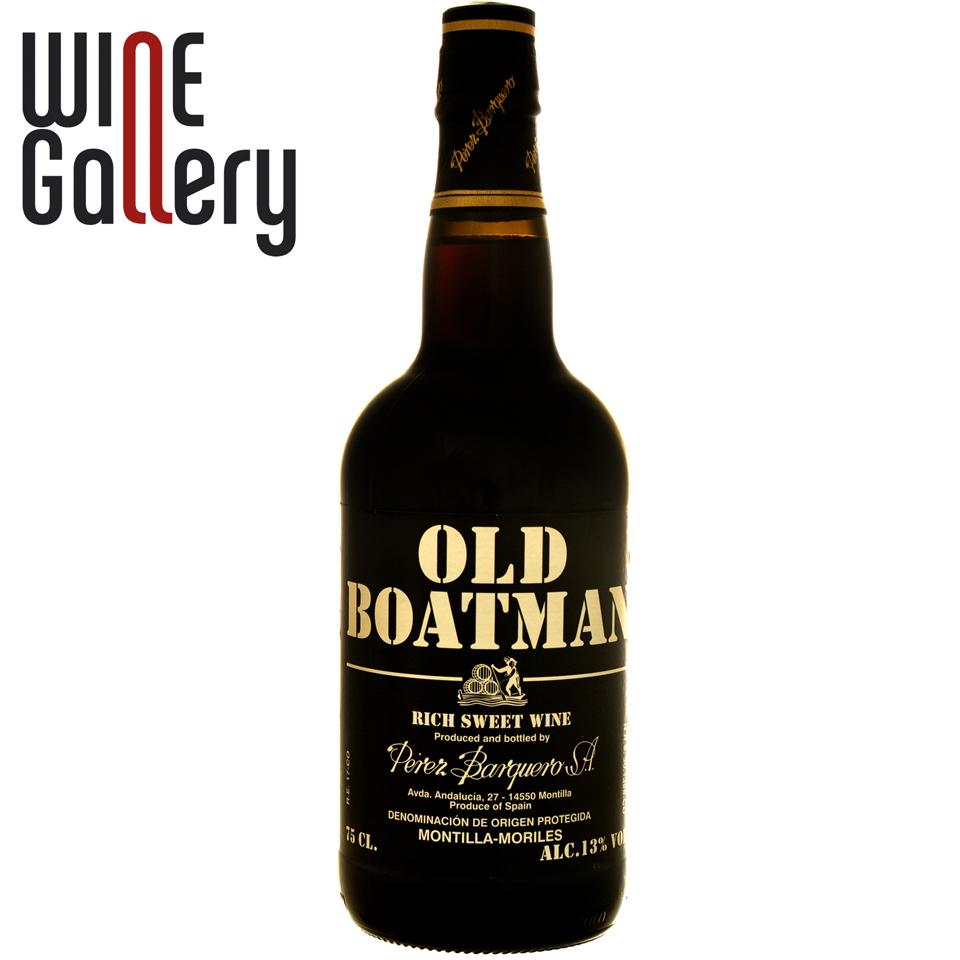 Old Boatman