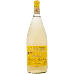 Vin alb demidulce eticheta galbena 1.5l