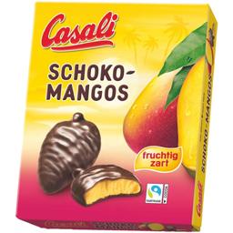 Ciocolata cu spuma cremoasa de mango  150g