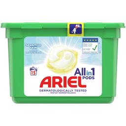 Detergent Sensitive Skin, 15 capsule