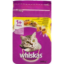 Hrana uscata pentru pisici cu pui 300g