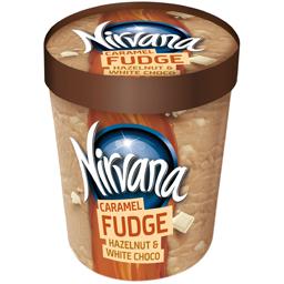 Inghetata Caramel Fudge 353g