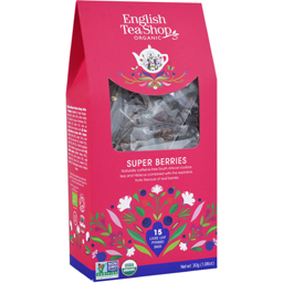 Ceai superberries pyramid eco 30g