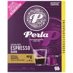 Cafea espresso 08 Dark 20 capsule 100g