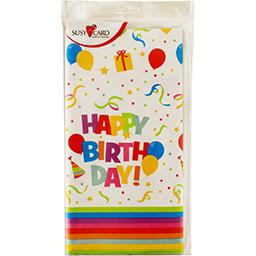 Fata de masa Happy Birthday 120x180cm