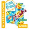 Mix de bere fara alcool si suc de mango si lime 4x500ml