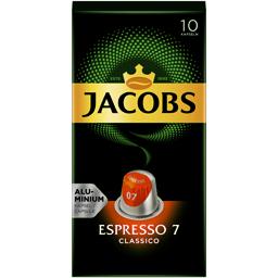 Cafea Espresso 7 Classico, 10 capsule 52g