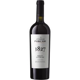 Vin rosu sec merlot 750ml