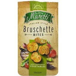 Bruschette cu aroma de mix de legume 70g