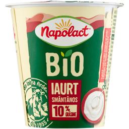 Iaurt smantanos 10% grasime 140g
