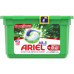 Detergent + Ultra Oxi Effect, 10 capsule