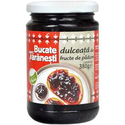 Dulceata de fructe de padure 380g