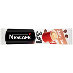 Preparat pudra pe baza de cafea instant 3in1 Toffee Nut 16g
