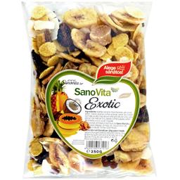 Fructe mix exotic 250g
