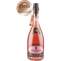 Zarea Diamond Vin spumant Roze 750 ml