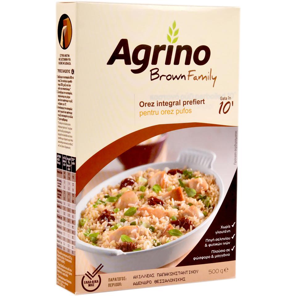 Agrino-Brown Family