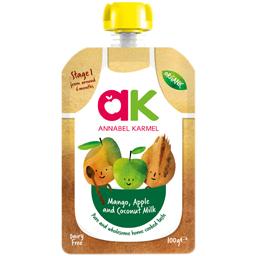Piure bio cu mango, mar si lapte de cocos 100g