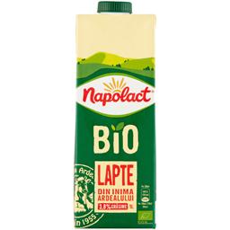 Lapte 3.8% grasime 1L