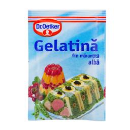 Gelatina  10g