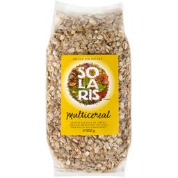 Amestec din fulgi de cereale Multicereal 500g