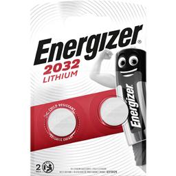 Baterii 2032 litiu 3V 2 bucati