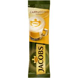 Amestec de cafea solubila cu aroma de vanilie, lapte si zahar 15g